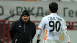 Декабрь 2014 года. Александр ТАРХАНОВ и Федор СМОЛОВ.