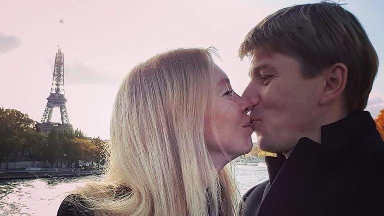 Татьяна ТОТЬМЯНИНА и Алексей ЯГУДИН. Фото instagram.com