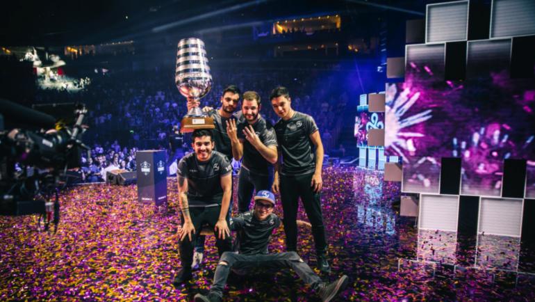 SK Gaming. Фото ESL