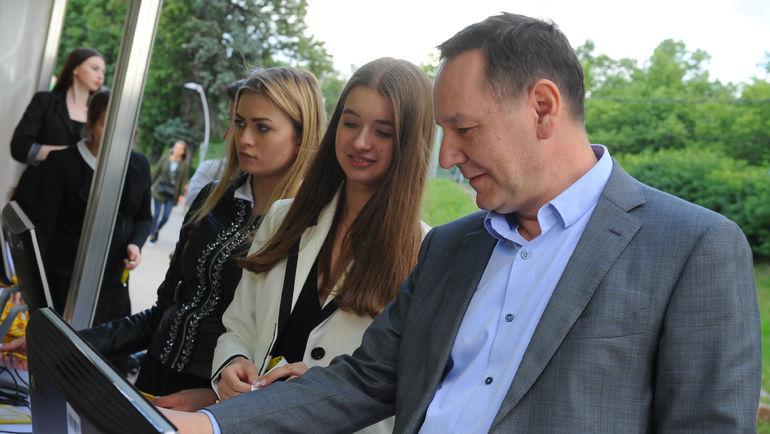 В этом году в рамках Премии Медиа-Менеджер России действовала электронная система регистрации.