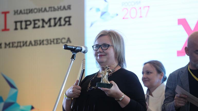 Ирина ИПАТОВА, генеральный продюссер Авторадио.