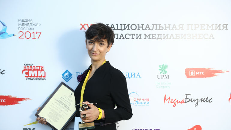 Лили ШЕРОЗИЯ, маркетинг-директор ТВ-3.