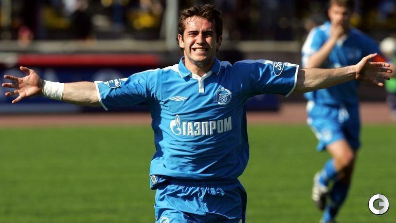 2004 год. Александр КЕРЖАКОВ.
