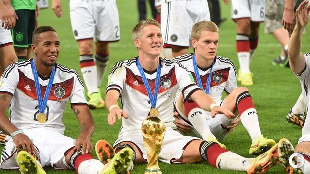 13 июля 2014 года. Рио-де-Жанейро. Германия - Аргентина - 1:0 д.в. Фото AFP