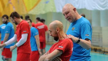 Дмитрий ТОРГОВАНОВ (справа) и Тимур ДИБИРОВ. Фото Алексей ИВАНОВ, «СЭ»