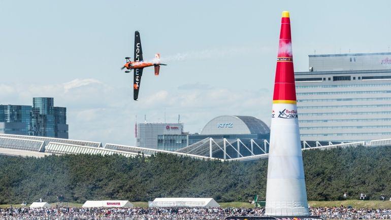 Red Bull Air Race.