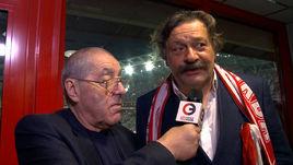 Андрей Назаров на Суперкубке.
