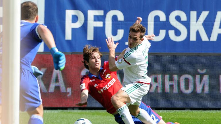 Футболист сборной Польши Мацей Рыбус перешел из«Лиона» в«Локомотив»