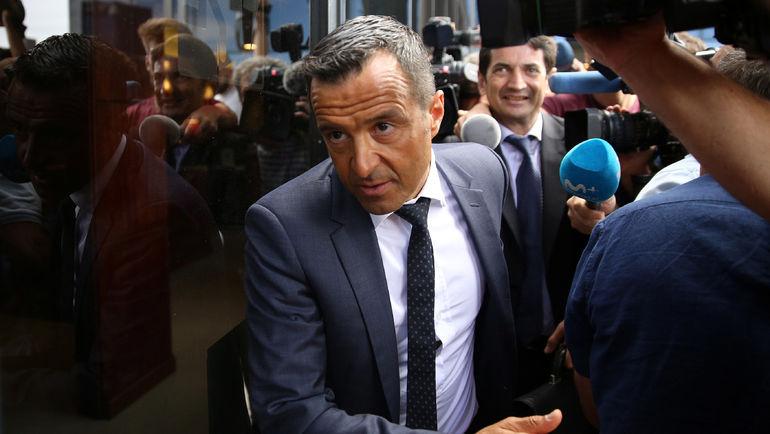 Жорже МЕНДЕШ все ближе к тому, чтобы оказаться на скамье подсудимых. Фото REUTERS