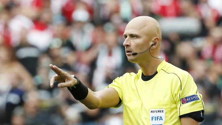 Июнь 2016 года. Сергей КАРАСЕВ на Euro-2016. Фото Reuters