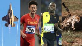 Китаец, обогнавший истребитель, и еще пять безумных бегунов