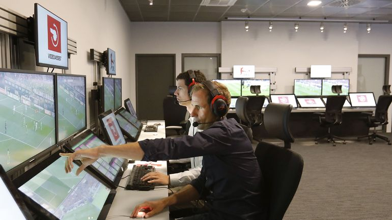 Кельнский телецентр. Здесь будут располагаться видеоассистенты. Фото Bundesliga.de.