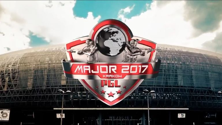 PGL Major Krakow 2017. Фото Пресс-служба турнира