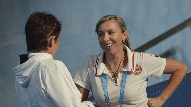 Татьяна ДАНЧЕНКО (справа). Фото Александр ВИЛЬФ