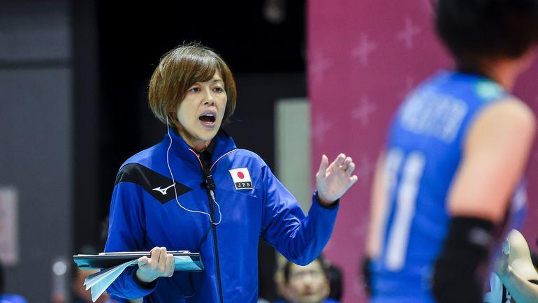 Японки вырвали победу. Фото AFP