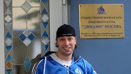 """Михаил АНИСИН вернулся в """"Динамо""""."""