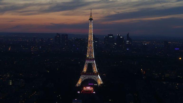 Эйфелева башня. Фото AFP