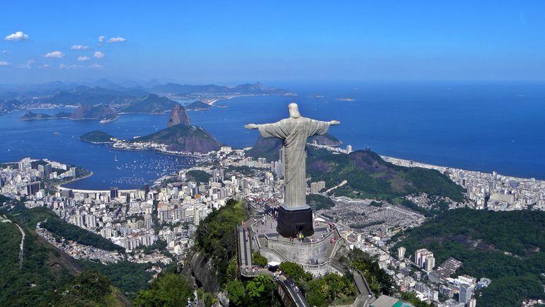 Рио-де-Жанейро. Фото REUTERS