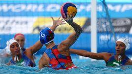 Сегодня. Будапешт. Италия - Россия - 8:9. Россиянки вышли в полуфинал чемпионата мира, где встретятся с командой США.
