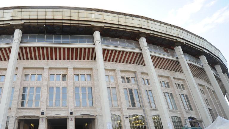 """Лужники - одно из самых популярных мест для воркаута в Москве. Фото Федор УСПЕНСКИЙ, """"СЭ"""""""