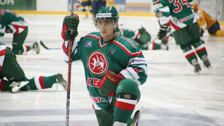 Сергей ЗИНОВЬЕВ. Фото Андрей ЕГОРОВ