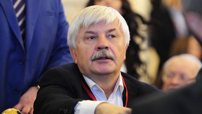 """Геннадий ВЕЛИЧКИН. Фото Федор УСПЕНСКИЙ, """"СЭ"""""""