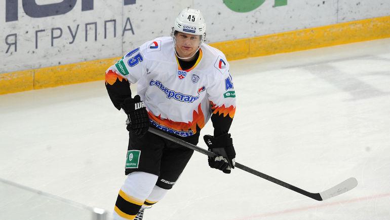 Андрей КОНЕВ. Фото Алексей ИВАНОВ