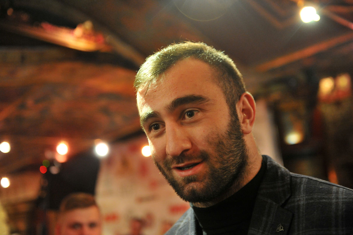 "Мурат ГАССИЕВ. Фото Федор УСПЕНСКИЙ, ""СЭ"""