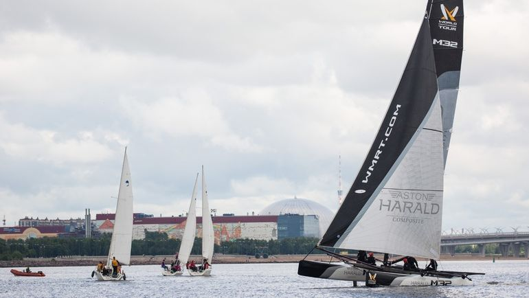 Match Cup Russia – St.Petersburg Yacht Club Cup. Старт - сегодня.