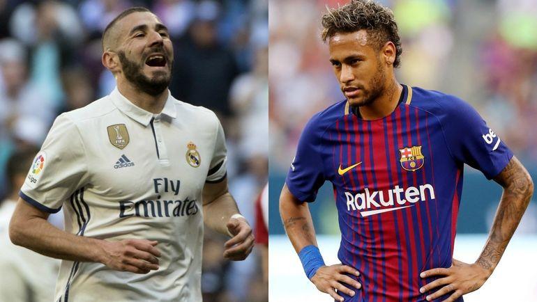 """""""Реал"""" vs. """"Барселона"""". Станет ли класико в Майами последим для Неймара в футболке """"Барселоны""""?"""