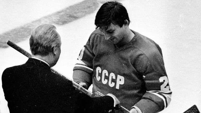 Владислав ТРЕТЬЯК (№20). Фото Анатолий БОЧИНИН
