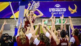 Гудбай, Америка. У России растет суперкоманда в женском баскетболе