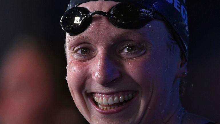 Кэти ЛЕДЕКИ. Фото AFP