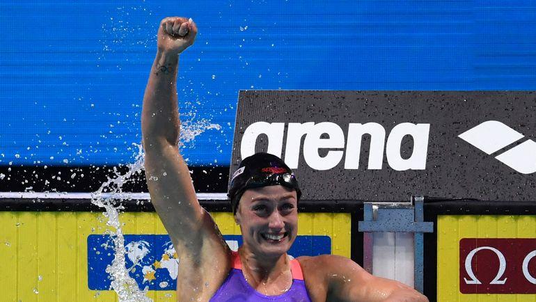 Одной из участниц московского этапа станет чемпионка мира Мирея БЕЛЬМОНТЕ. Фото AFP