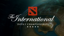 The International 2017.