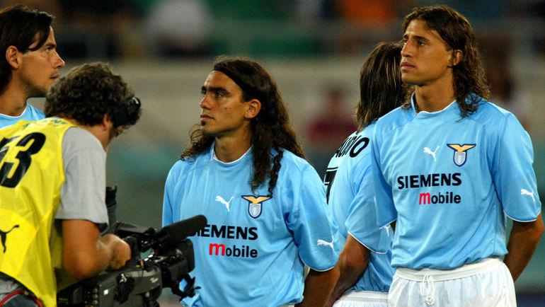Хуан Пабло СОРИН (в центре). Фото REUTERS