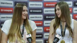 Мария Вадеева и Раиса Мусина: