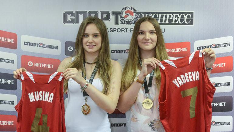 """Раиса МУСИНА (слева) и Мария ВАДЕЕВА. Фото Дарья ИСАЕВА, """"СЭ"""""""
