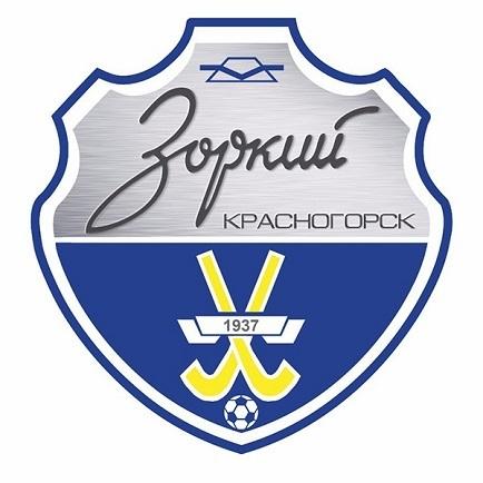 """Новый логотип ХК """"Зоркий""""."""