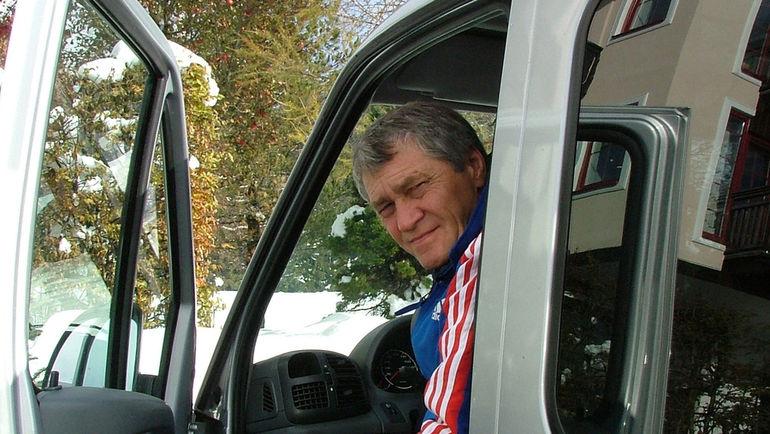 2007 год. Александр ГРУШИН.