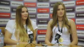 Вадеева и Мусина в гостях у