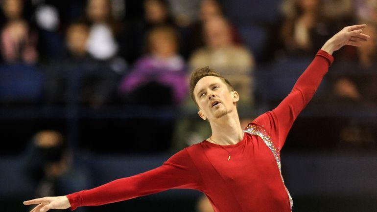 Джереми ЭББОТТ. Фото AFP