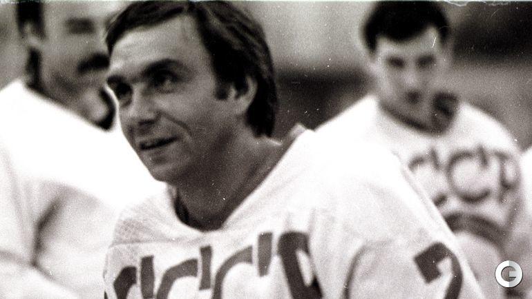 1989 год. Евгений ЗИМИН.