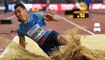 Александр Меньков: в сантиметрах от медали