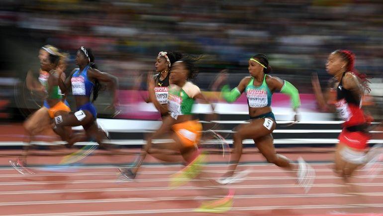 Чемпионат мира-2017 в Лондоне. Фото AFP