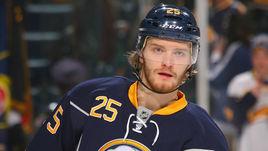 """В 2012 году Михаил ГРИГОРЕНКО был выбран """"Баффало"""" в 1-м раунде драфта НХЛ под общим 12-м номером."""