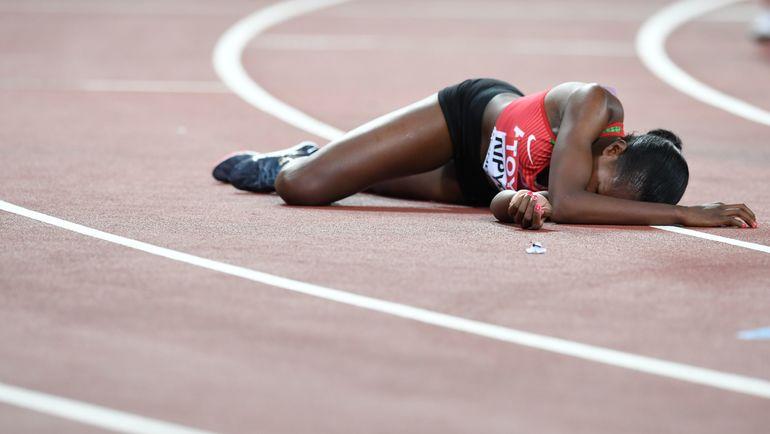 От вируса пострадало около 30 спортсменов. Фото AFP