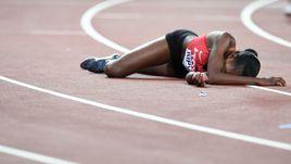 От вируса пострадало около 30 спортсменов.