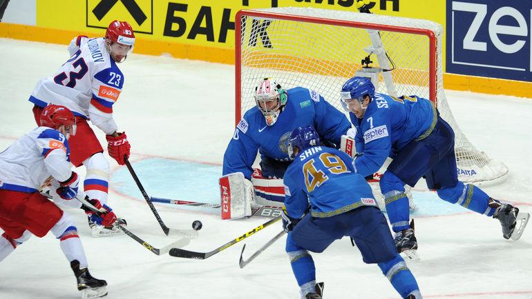 Для развития хоккея в Казахстане нужен второй клуб КХЛ. Фото Алексей ИВАНОВ