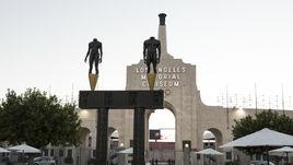 Лос-Анджелес принимает Всемирные игры полицейских.